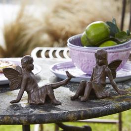 Deko-Figur 2er Set Papille