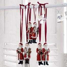 Weihnachtsmann 6er Set Corvin