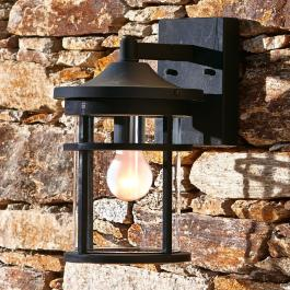 Außenwandlampe Herbeys