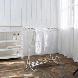 Handtuchhalter Tamarin antikweiß
