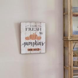 Dekoboard Pumpkins