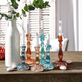 Kerzenständer 6er Set Indre