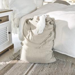 Wäschesack Monthelie beige