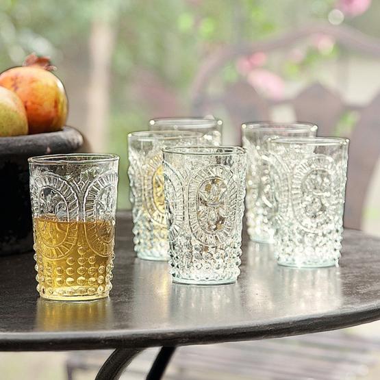 Gläser 6er Set Fleury