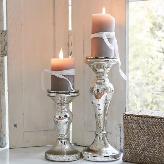 Kerzenständer 2er Set Pauline