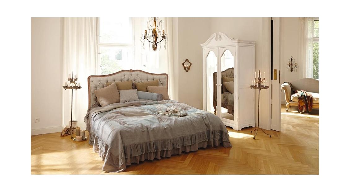 Einrichtungsidee Französischer Schlafzimmer Traum Loberon