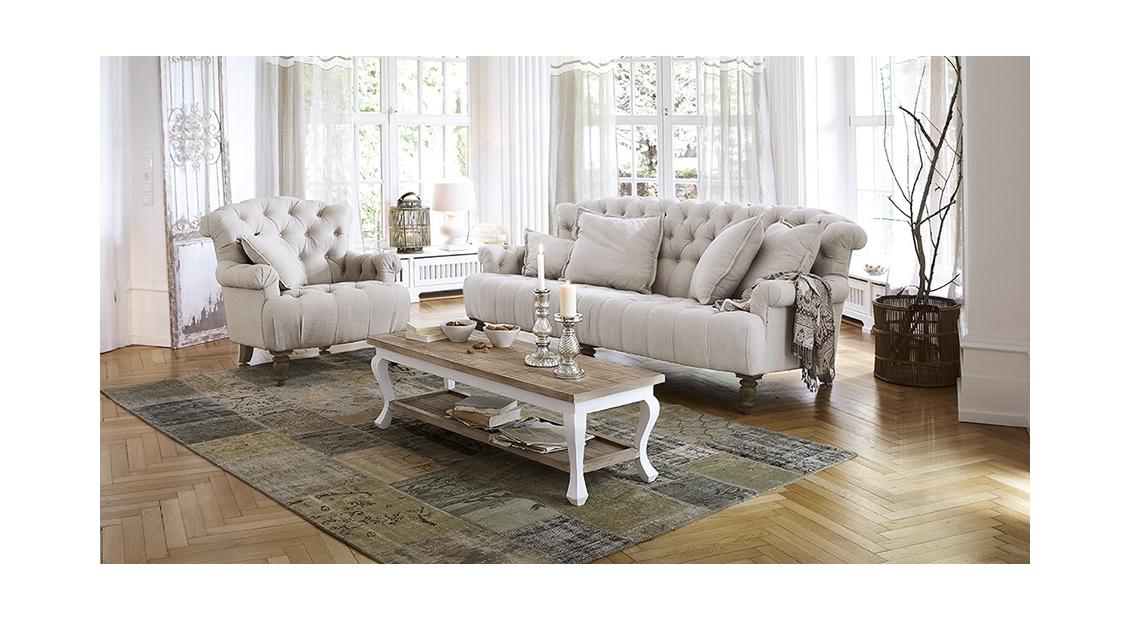 Möbel Country Style : deko paneel versailles loberon ~ Sanjose-hotels-ca.com Haus und Dekorationen