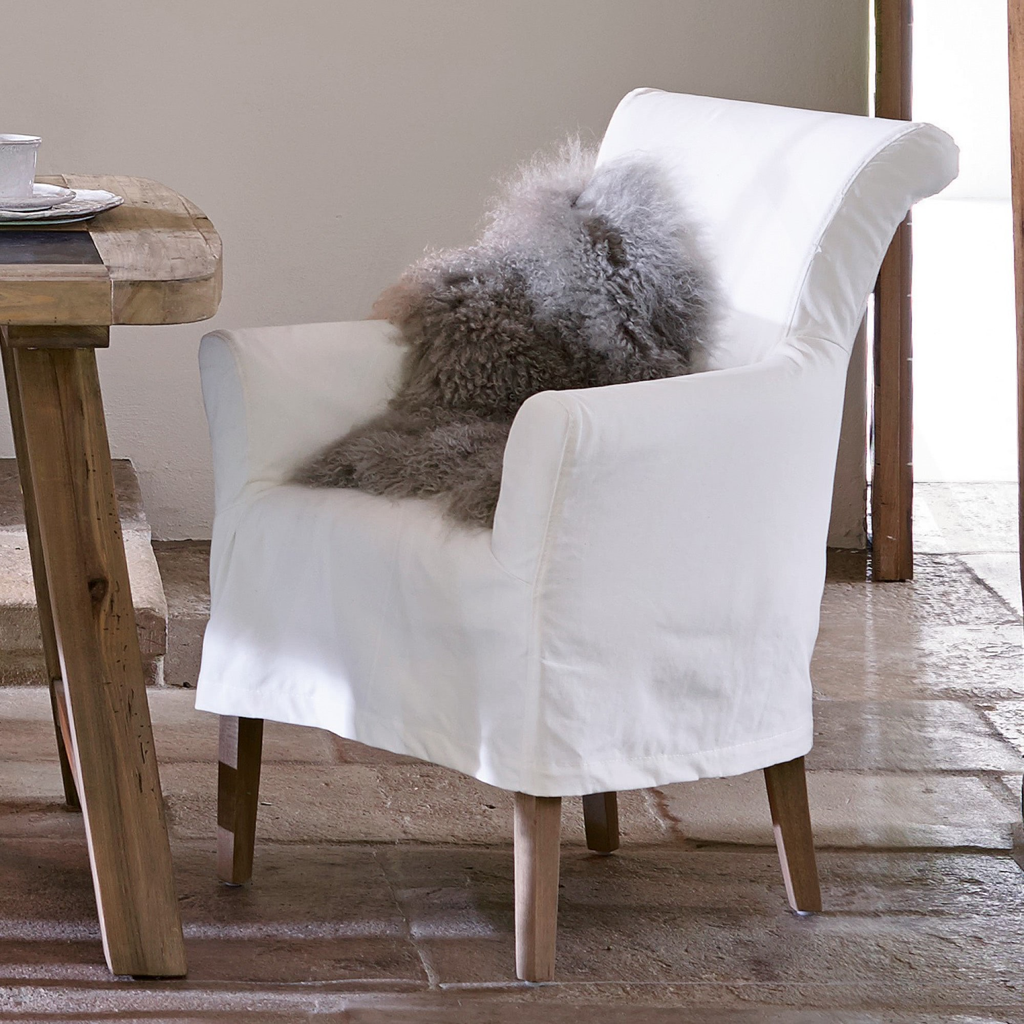 sessel amherst loberon coming home. Black Bedroom Furniture Sets. Home Design Ideas