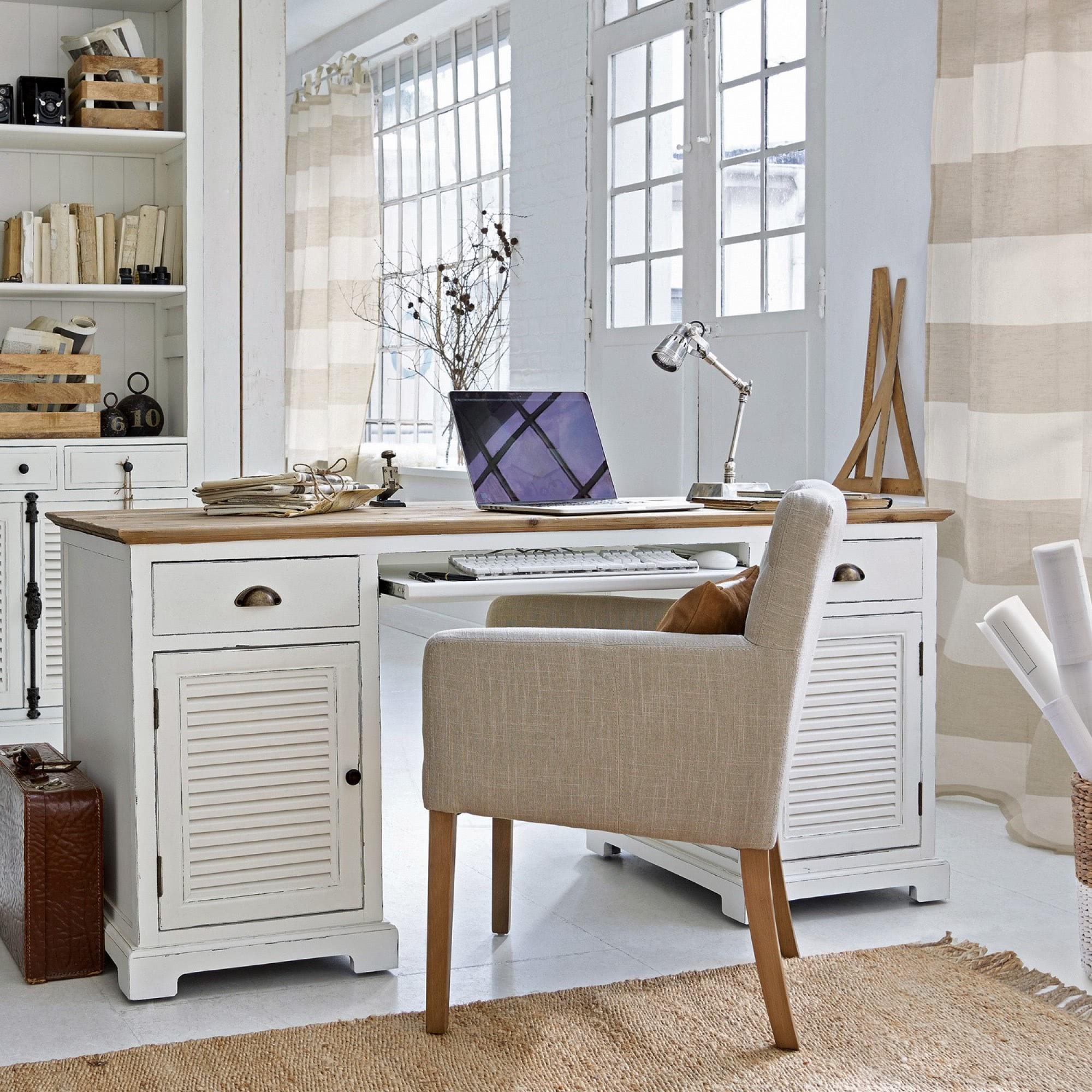 schreibtisch belleplain loberon coming home. Black Bedroom Furniture Sets. Home Design Ideas