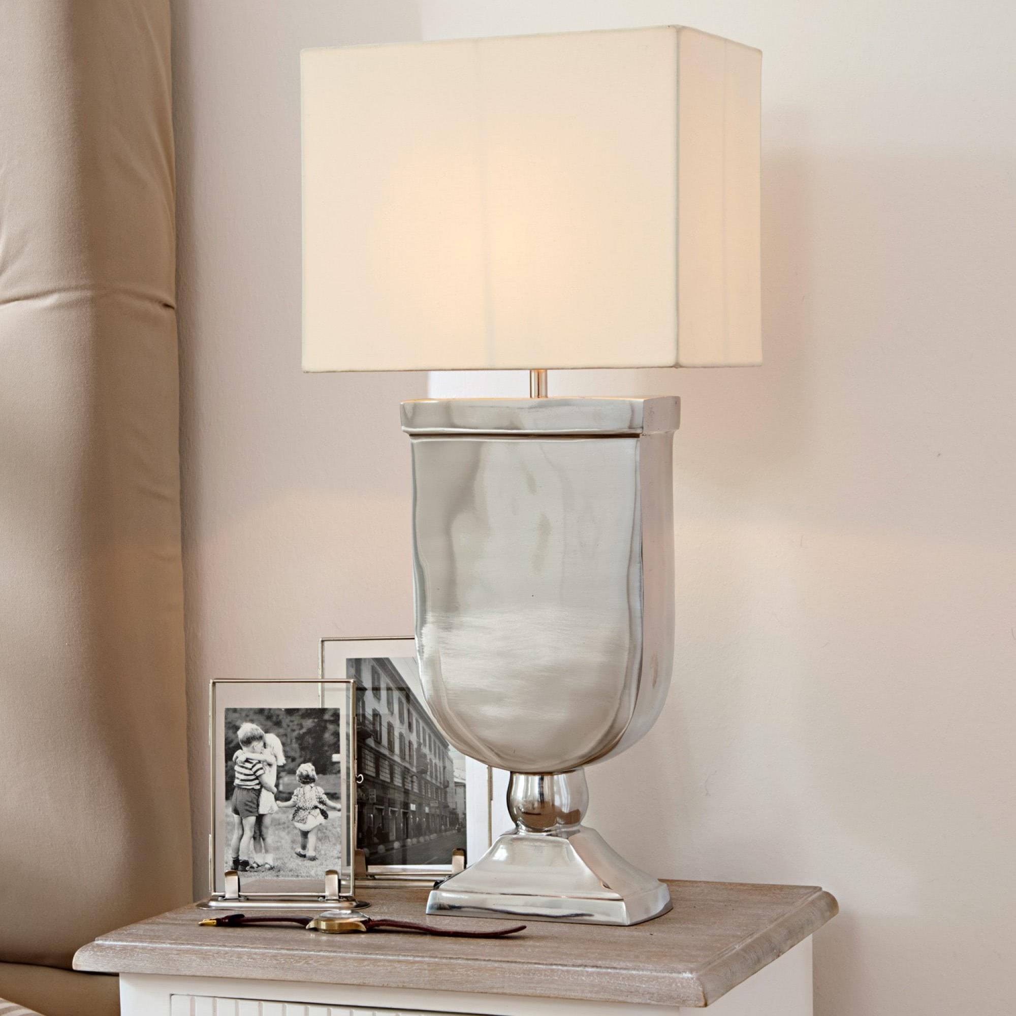 tischlampe denver loberon coming home. Black Bedroom Furniture Sets. Home Design Ideas