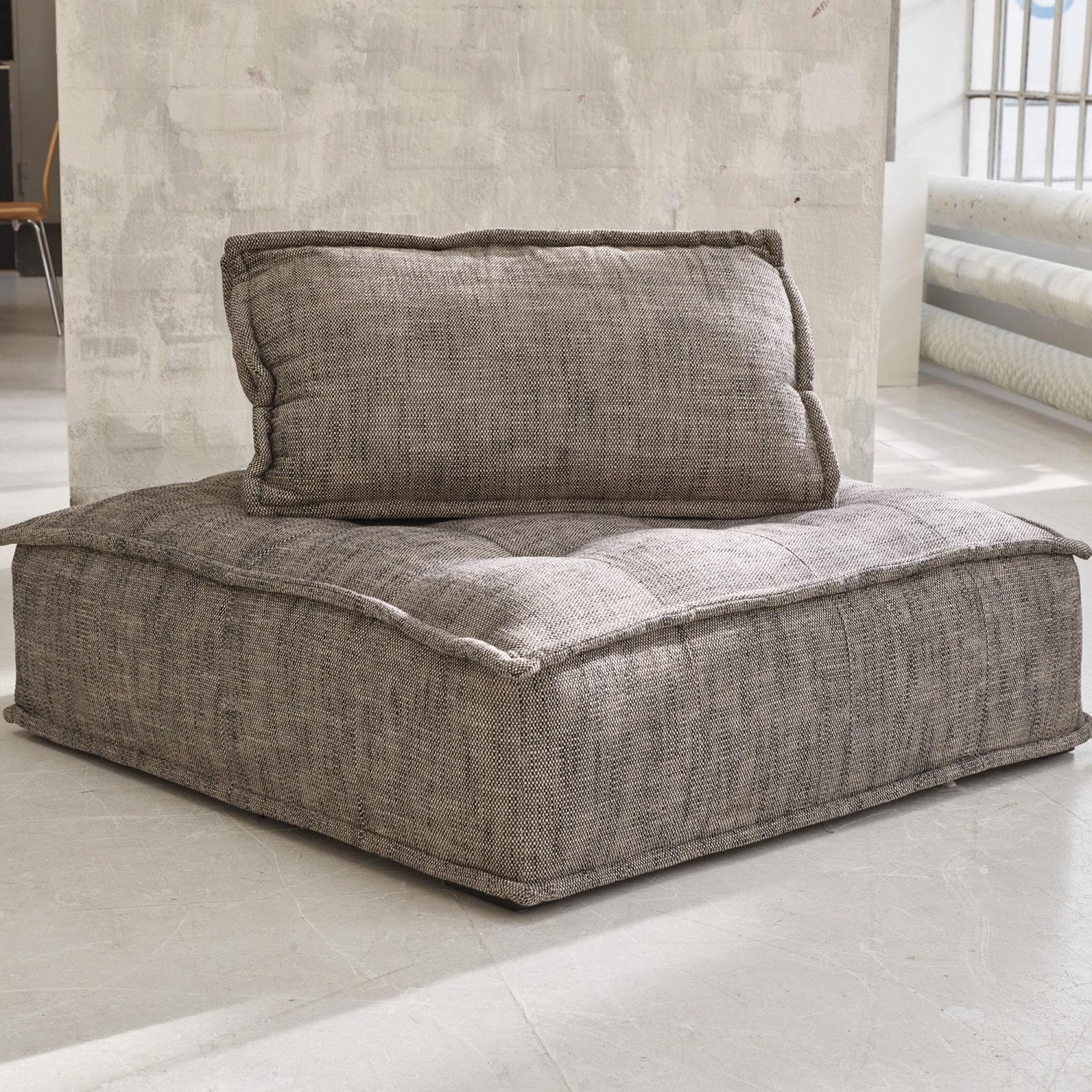 loungesofa tesshill grau loberon. Black Bedroom Furniture Sets. Home Design Ideas