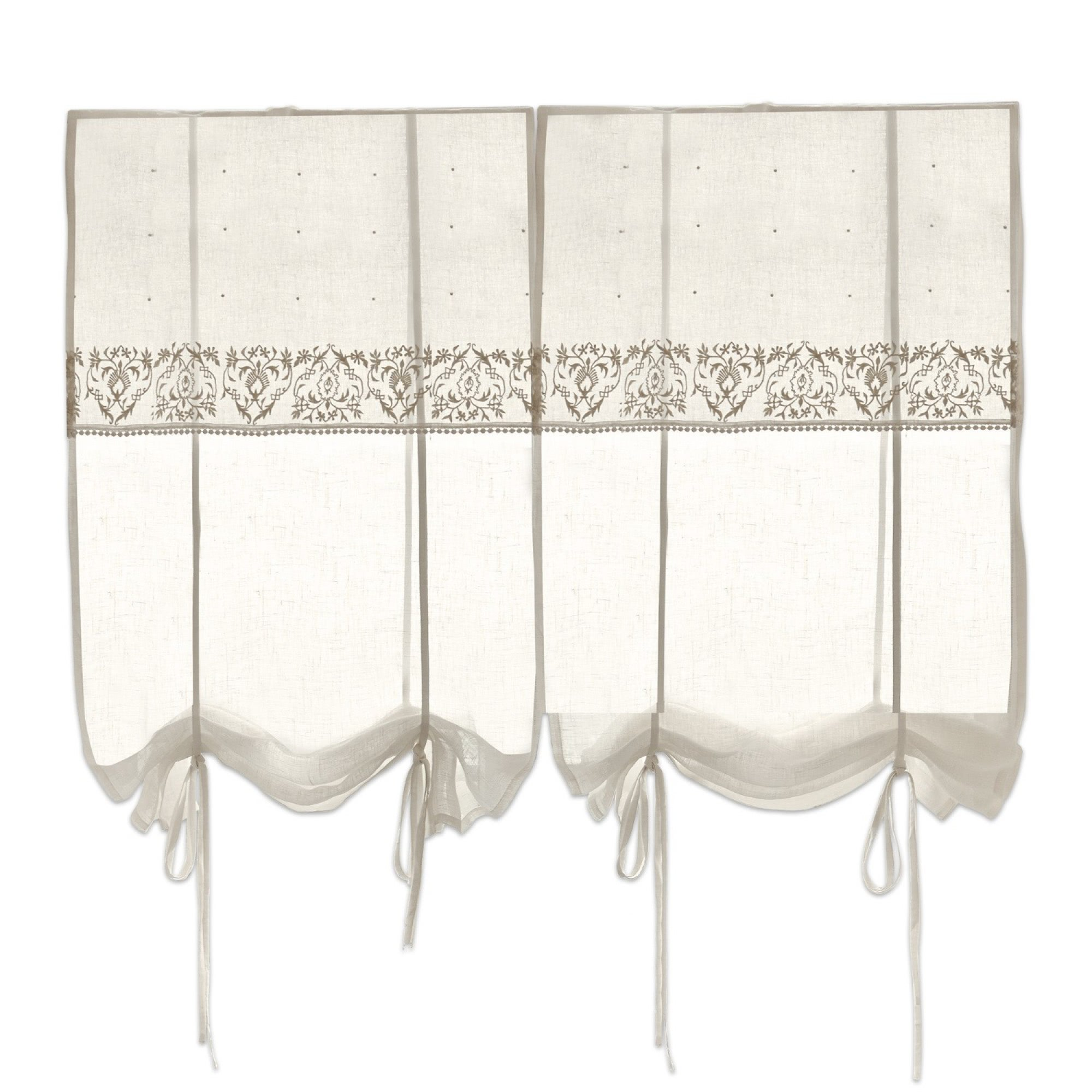gardine darice loberon coming home. Black Bedroom Furniture Sets. Home Design Ideas